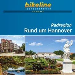 bikeline Radtourenbuch kompakt Radregion Rund um Hannover