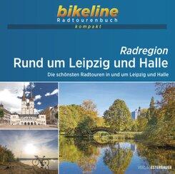 Radregion Rund um Leipzig und Halle