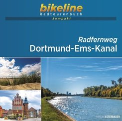 bikeline Radtourenbuch kompakt Radfernweg Dortmund-Ems-Kanal