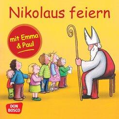 Nikolaus feiern mit Emma & Paul