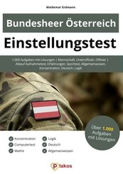 Einstellungstest Bundesheer Österreich