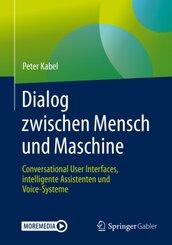 Dialog zwischen Mensch und Maschine