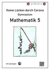 Keine Lücken durch Corona - Mathematik 5 (Gymnasium)