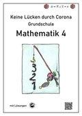 Keine Lücken durch Corona - Mathematik 4 (Grundschule)