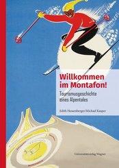 Willkommen im Montafon!