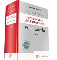 Formularbuch des Fachanwalts Familienrecht