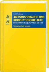 Amtsmissbrauch und Korruptionsdelikte