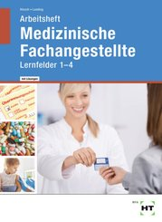 Arbeitsheft Medizinische Fachangestellte mit eingetragenen Lösungen