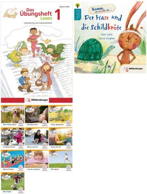 Das Mildenberger Starterpaket Lesen, 12 Bde.