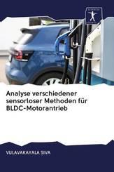 Analyse verschiedener sensorloser Methoden für BLDC-Motorantrieb