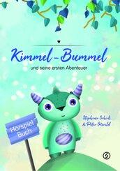 Kimmel-Bummel und seine ersten Abenteuer, 1 Audio-CD, MP3