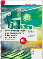 Officemanagement und angewandte Informatik 2 HAS Office 365 + digitales Zusatzpaket