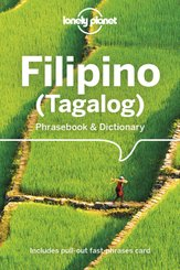 Lonely Planet Filipino (Tagalog) Phrasebook & Dictionary