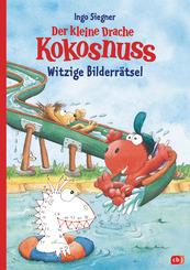 Der kleine Drache Kokosnuss - Witzige Bilderrätsel