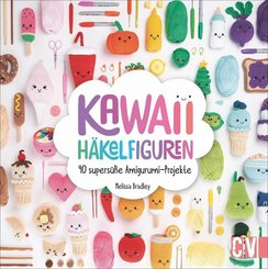 Kawaii Häkelfiguren