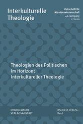 Theologien des Politischen im Horizont Interkultureller Theologie