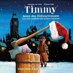 Timmy kennt den Weihnachtsmann, m. 1 Audio-CD