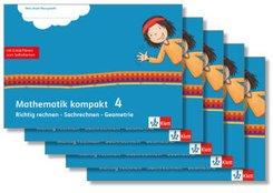 Mathematik kompakt 4 (5 Exemplare)