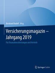 Versicherungsmagazin - Jahrgang 2019