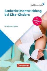 Die kleinen Hefte / Sauberkeitsentwicklung bei Kita-Kindern