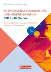 Entwicklungsbeobachtung und -dokumentation EBD 3-48 Monate, m. CD-ROM