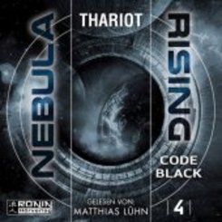 Nebula Rising - Code Black, Audio-CD, MP3