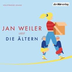 Die Ältern, 2 Audio-CD