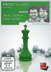 Tactic Toolbox Open Sicilian, DVD-ROM