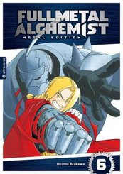 Fullmetal Alchemist Metal Edition - Bd.6