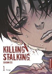 Killing Stalking - Season III - Bd.1