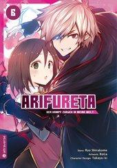 Arifureta - Der Kampf zurück in meine Welt - Bd.6
