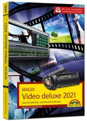 MAGIX Video deluxe 2021, m. DVD-ROM