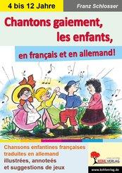 Chantons gaiement, les enfants