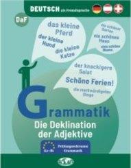 Die Deklination der Adjektive