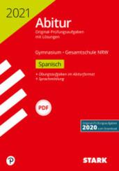 Abitur 2021 - Nordrhein-Westfalen - Spanisch GK/LK
