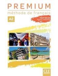 Premium A2, Méthode de français