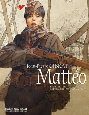 Matteo - September 1936 - Januar 1939