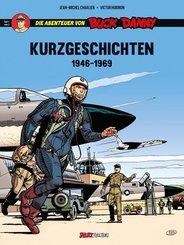 Die Abenteuer von Buck Danny, Kurzgeschichten - Bd.1