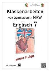 Englisch 7 - Klassenarbeiten G9 (Green Line 3) von Gymnasien in NRW mit Lösungen