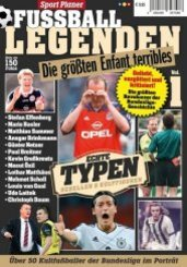 Sport Planer FUSSBALL LEGENDEN Vol. 1