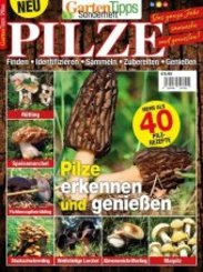 GartenTipps Sonderheft PILZE