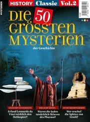 History Classics - Die 50 größten Mysterien der Geschichte