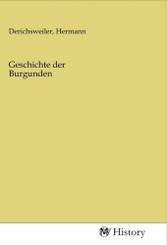 Geschichte der Burgunden