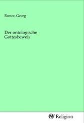 Der ontologische Gottesbeweis