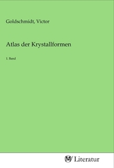 Atlas der Krystallformen