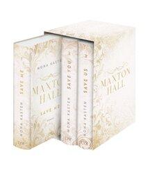 Die Maxton-Hall-Reihe, 3 Bände