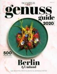 Tagesspiegel Genuss Guide Berlin & Umland 2020