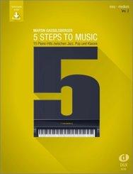 5 Steps to Music, Klavier - Vol.2