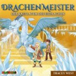 Drachenmeister - Der kalte Atem des Eisdrachen, 1 Audio-CD
