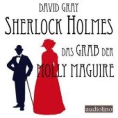 Sherlock Holmes - Das Grab der Molly Maguire, 2 Audio-CD, MP3
